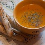 Karotten-Ingwer-Kokos-Suppe