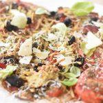 Buchweizen-Pizza