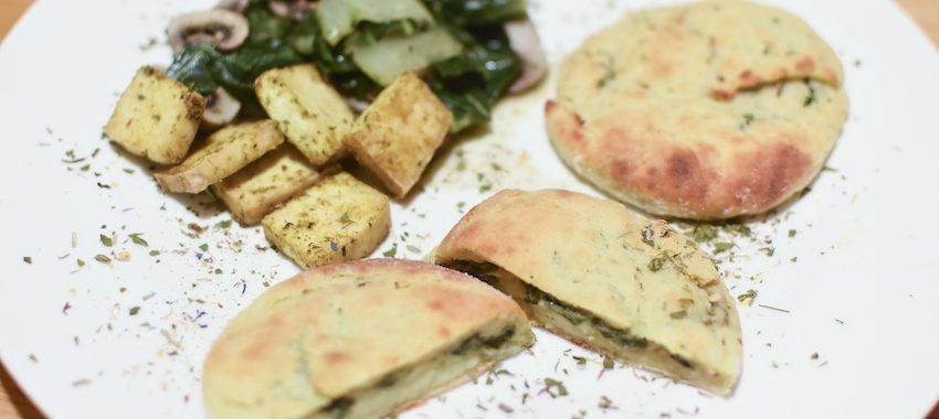 Kartoffel Mangold Laibchen