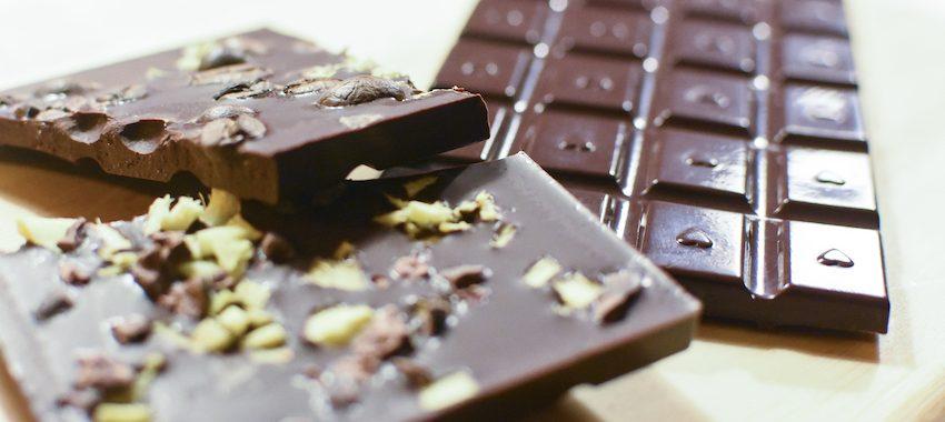 Schokolade zuckerfrei