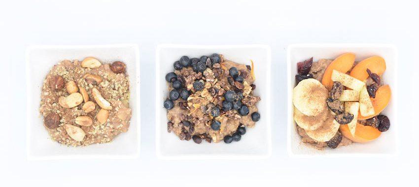 Porridge Mal 3